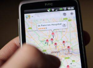 Как делиться геоданными Google Maps