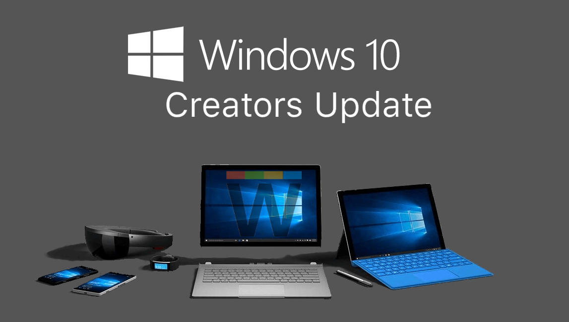 Обновление Windows 10 Creators Update