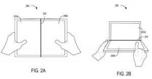 Гибкий планшет Microsoft