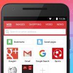 Обновление Opera Mini для Android