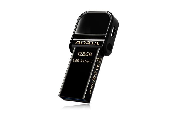 ADATA i-Memory AI920 Jet Black
