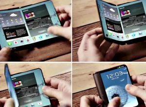 Гибкий Samsung