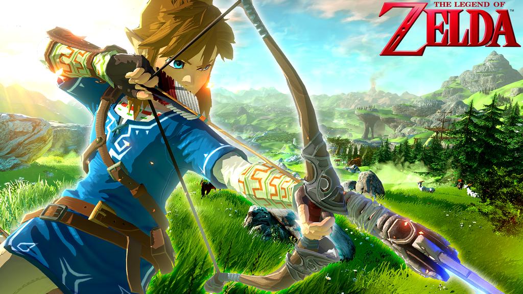 Спидраннер прошел The Legend of Zeldaза 45 минут
