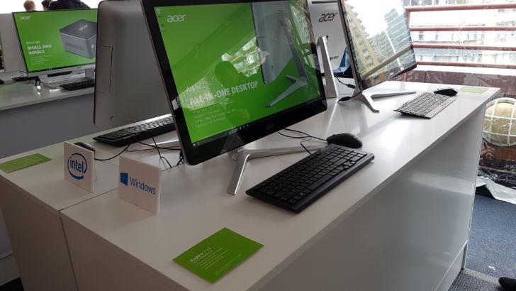 Acer Aspire U27 и Aspire Z24