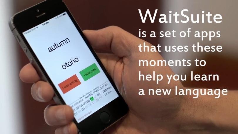WaitSuite позволит провести каждую свободную минуту с пользой