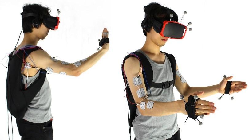 Ученые научились симулировать твердые предметы в виртуальной реальности