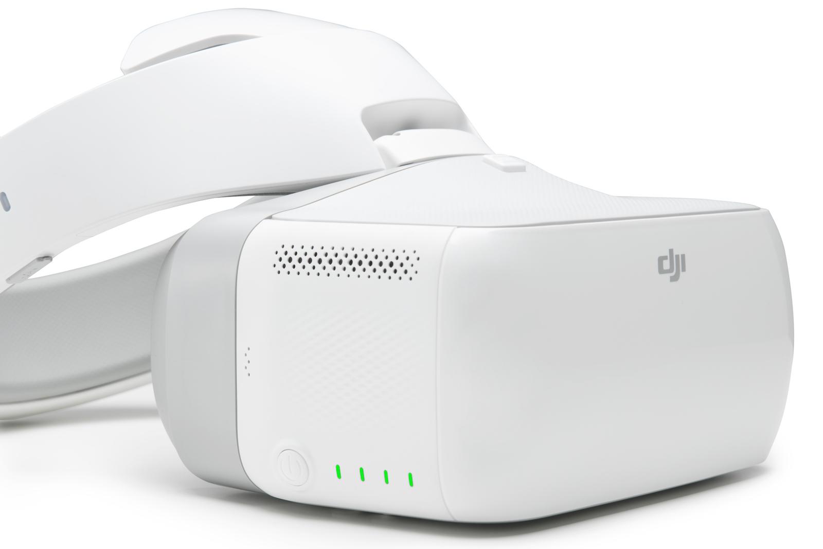 DJI Goggles — это не новый VR-шлем, это нечто гораздо круче