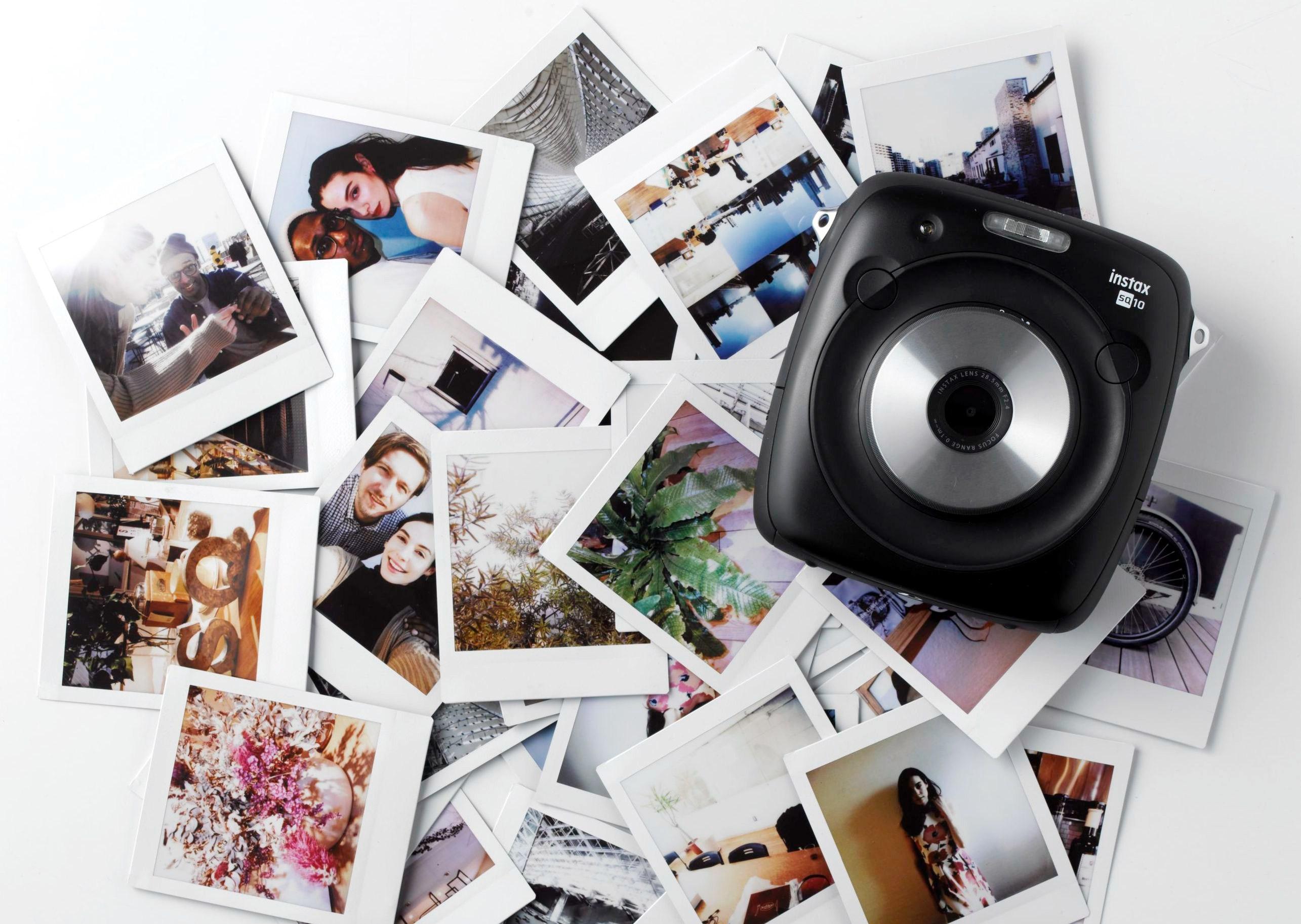 Новая камера Fujifilm для мгновенных фото