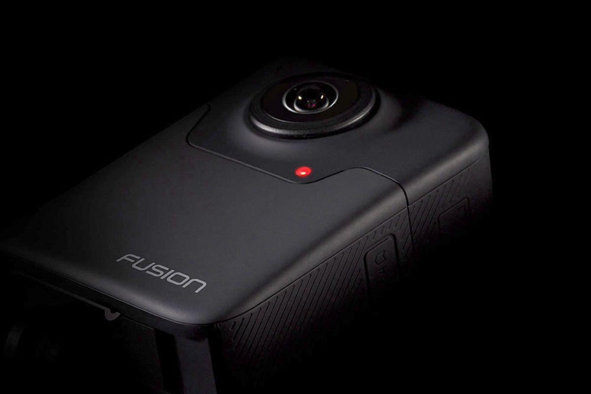 GoPro анонсировал выход сферической камеры