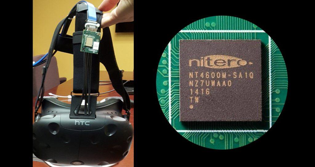 AMD совместно с Nitero, приступили к разработке беспроводных VR-шлемов
