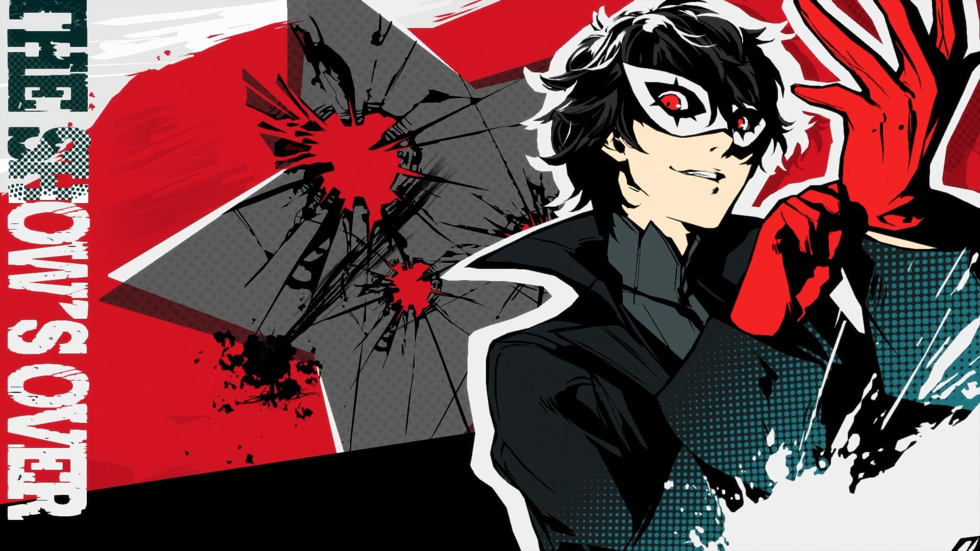 RPG Persona 5 через неделю после релиза возглавила британский чарт