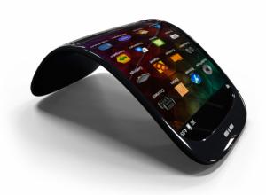 гибкая память для гибких смартфонов