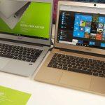 Два новых Acer Swift дебютировали в Нью-Йорке