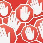 В Chrome по умолчанию будет блокироватся все реклама