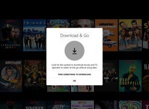 Видеосервис Netflix добавил функцию офлайн-просмотра видео для Windows 10