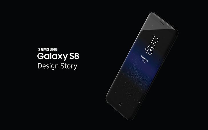 Samsung Galaxy S8 Design Story