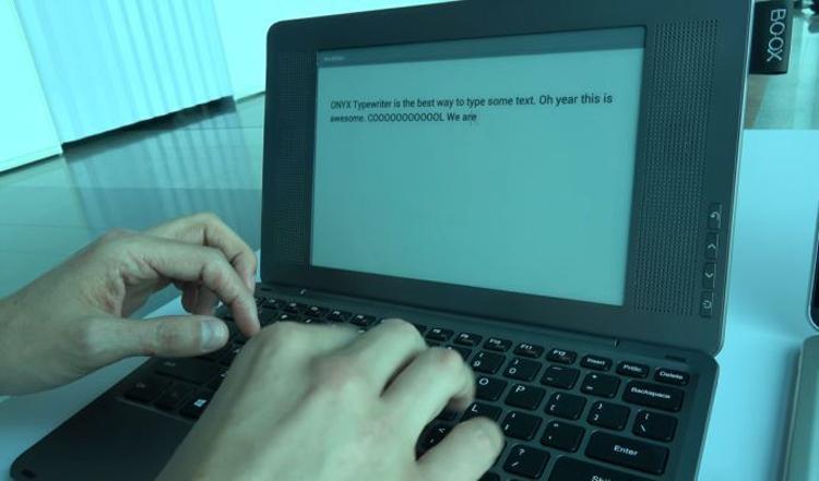 Onyx Boox Typewriter