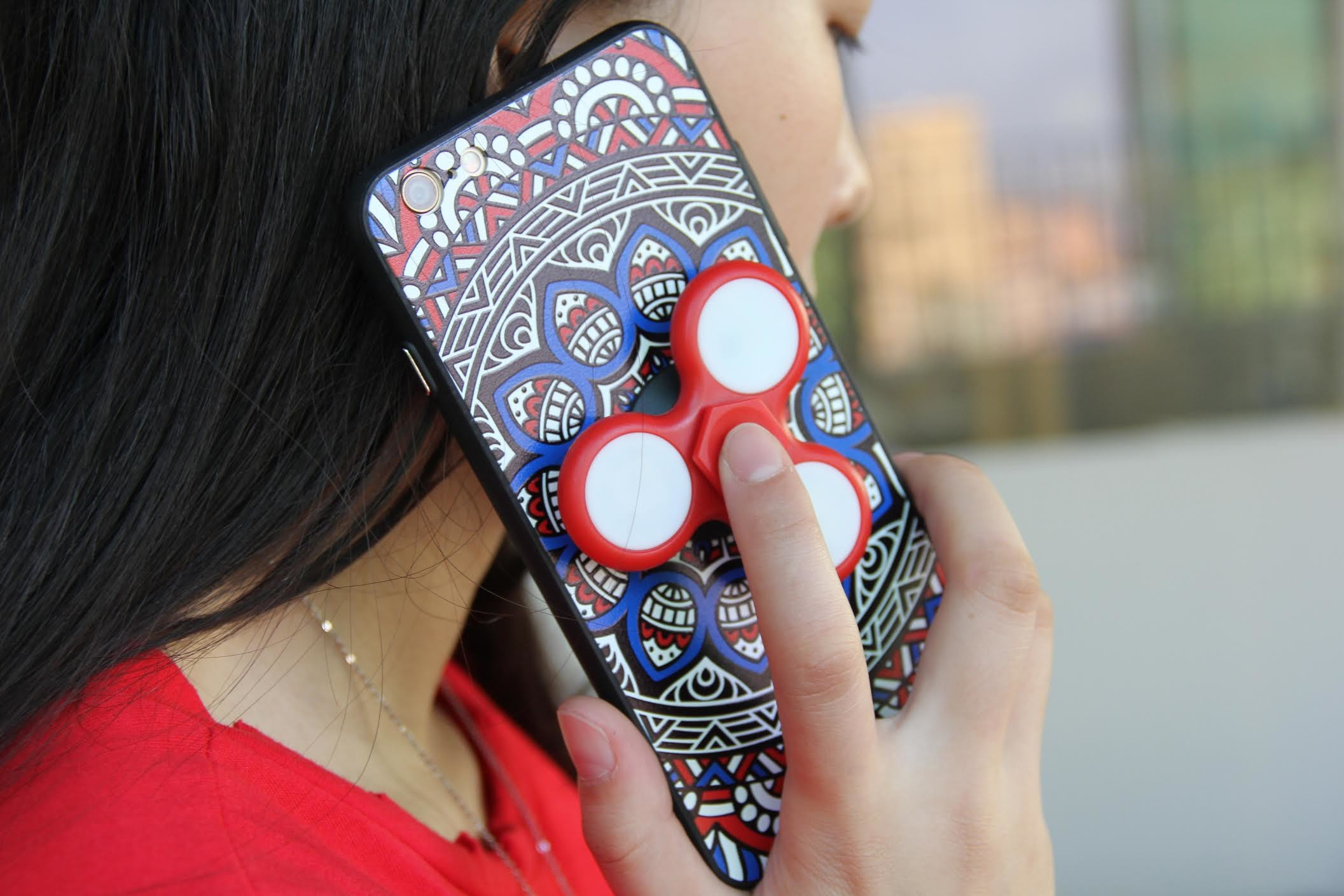 Olixar Fidget Spinner для Phone 7