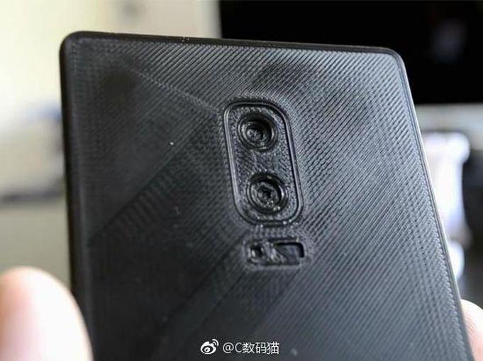 Первые снимки нового Samsung Galaxy Note 8