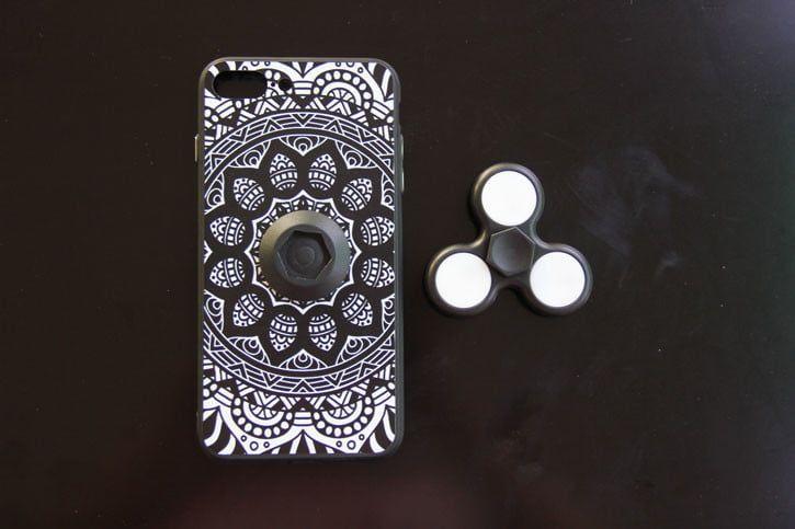 Fidget Spinner для Phone 7