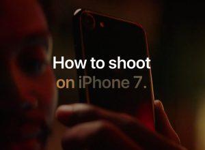 9 видеоуроков как правильно обращаться с камерой iPhone от Apple