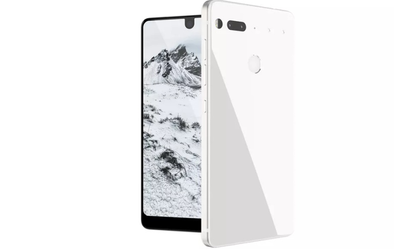 Энди Рубин представил Essential Phone