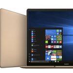 Обновленная линейка ноутбуков Huawei MateBook