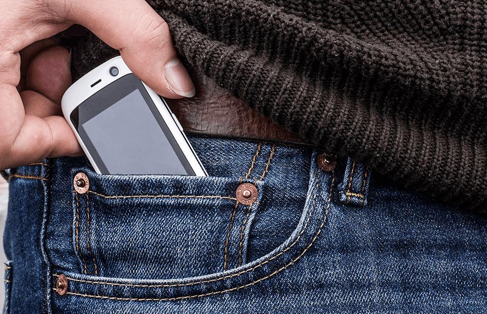 Jelly самый компактный смартфон
