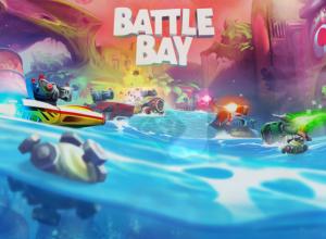 Batte Bay - новая игра от создателей Angry Birds