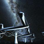 Радиотелескоп SKA зафиксировал первые сигналы из космоса