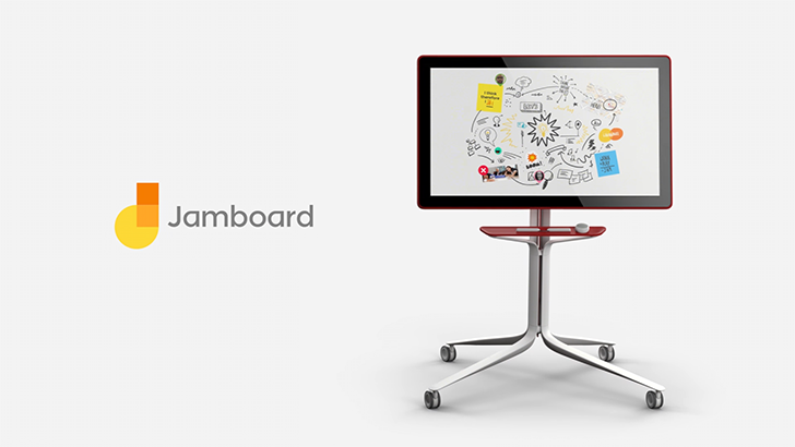 Google jamboard preview