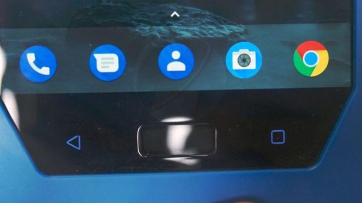 Первые живые фото Nokia 9