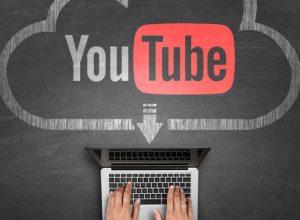 Обновленние интерфейса YouTube