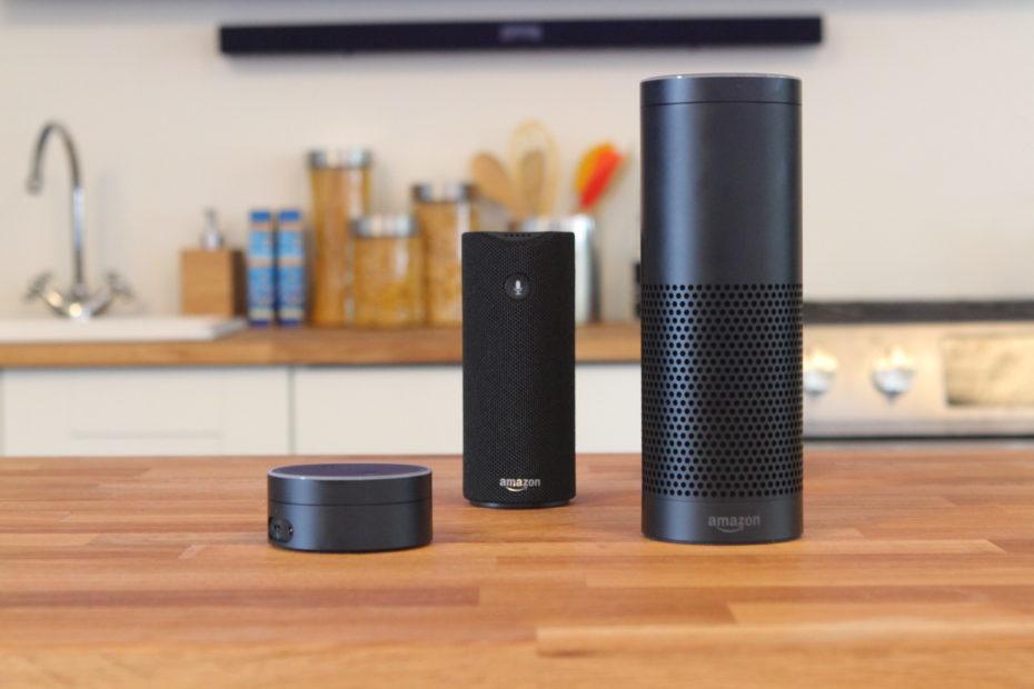 Главные конкуренты Amazon Echo