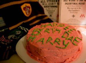 С днем рождения Гарри Поттер или как активировать скрытое заклинание Гарри Поттера в Facebook?