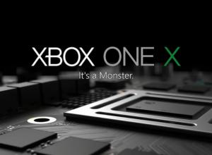 Новая Xbox One X: все что нужно знать о новой консоли