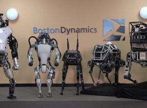 Alphabet продал Boston Dynamics японскому гиганту SoftBank