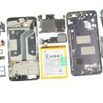 Разборка OnePlus 5 teardown tests