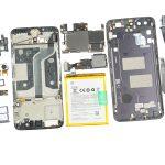 Разборка OnePlus 5 teardown tests
