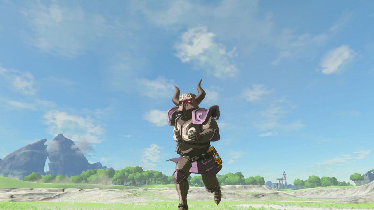 The Legend of Zelda: Breath of the Wild DLC 1