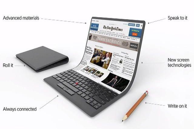 Lenovo Transform 2017: премьера гибкого ноутбука ThinkPad