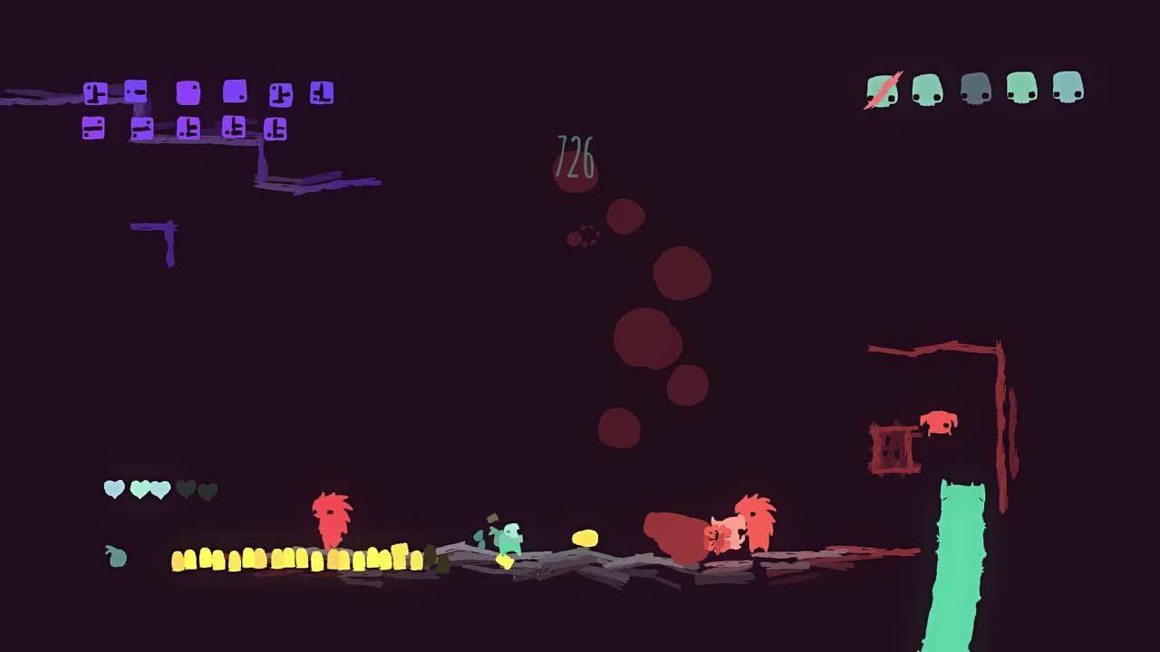 GoNNER и Magical Drop II - две новые игры для Nintendo Switch