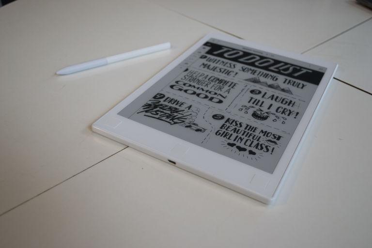 Планшет reMarkable — убийца бумаги