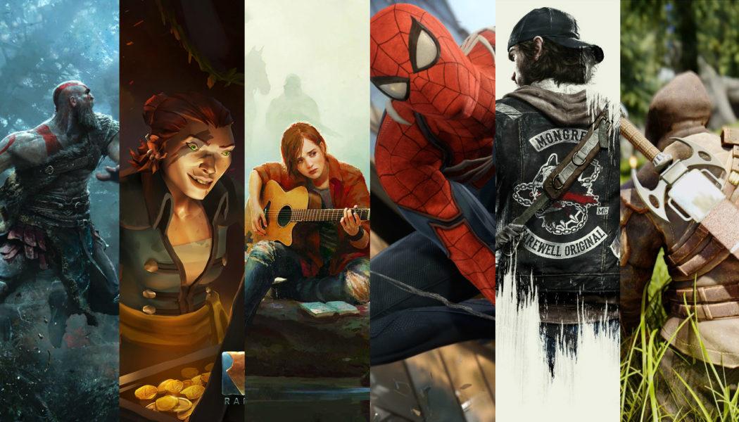 Самые ожидаемые игры E3 2017