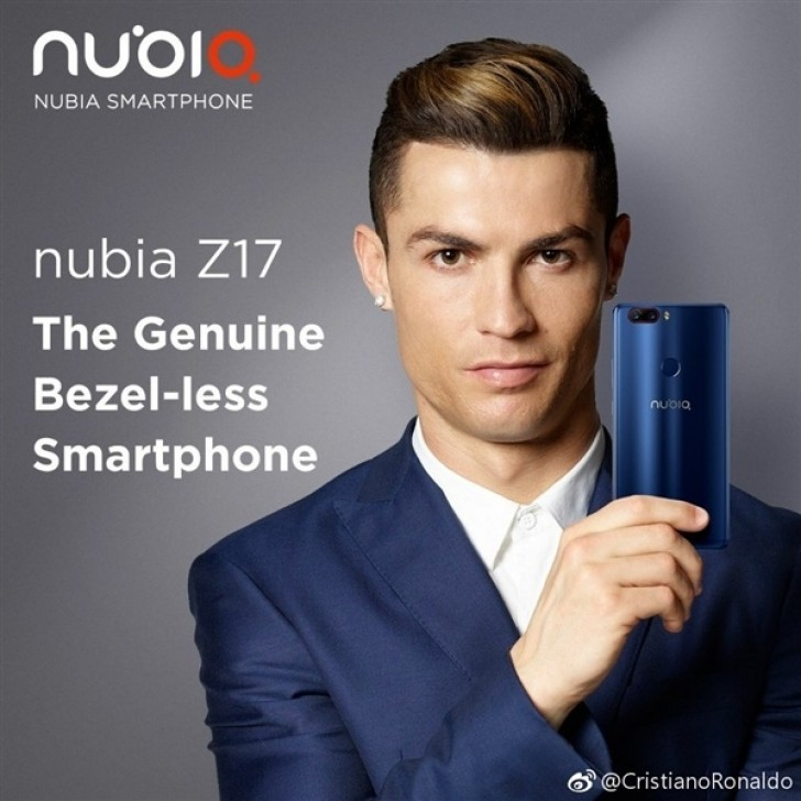 ZTE Nubia Z17 - первый смартфон, поддерживающий Quick Charge 4+