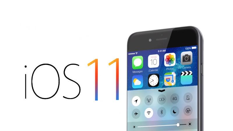 WWDC 2017: Apple анонсировал новую ОС - iOS 11