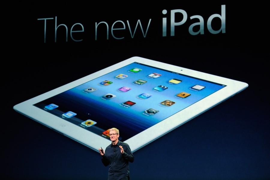 Apple iPad Pro на WWDC 2017