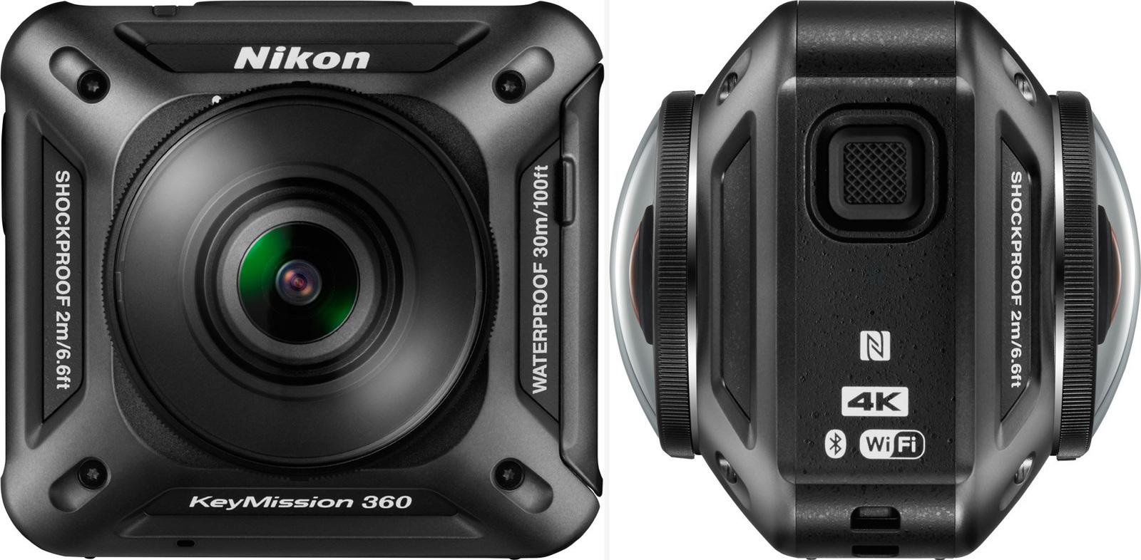 Шесть популярных экшн-камер 360 которые можно купить в Украине