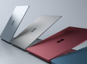 обзор Microsoft Surface Laptop: самый красивый ноутбук Windows