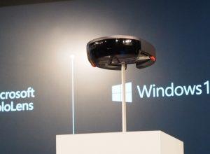 ИИ-чип от Microsoft появится во втором поколении гарнитуры смешанной реальности HoloLens